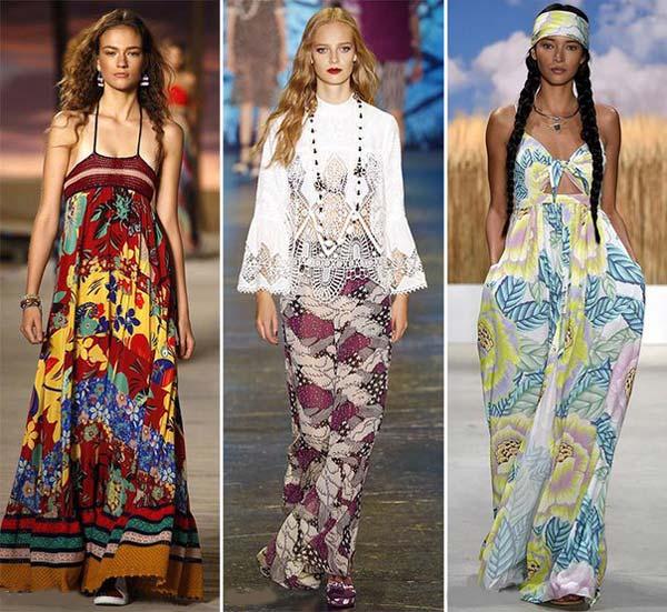 Какие сарафаны модные в 2017 году