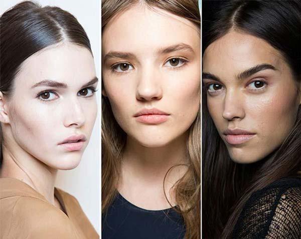 Модные брови 2017 года: фото какие в моде, как сделать форму правильно