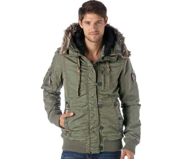 облегающий вариант куртки