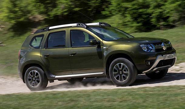 new renault duster 2020