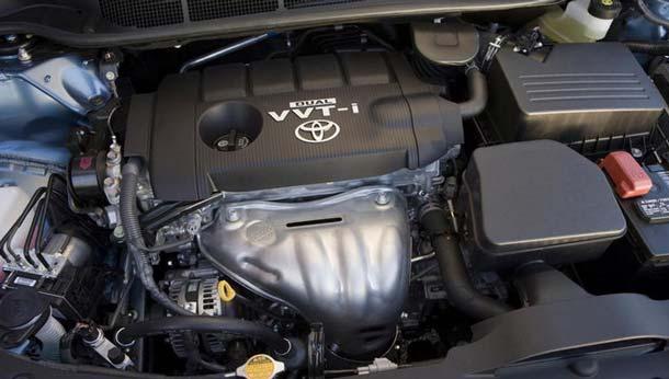 состояние двигателя